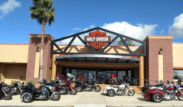Hotels near Harley Davidson in Gainesville, Florida