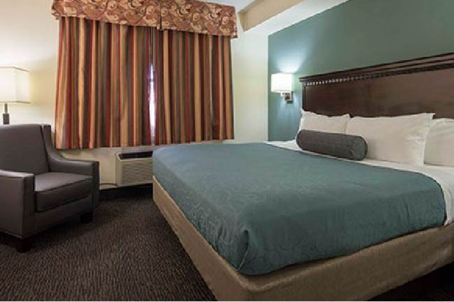 Deluxe King Rooms in Gainesville, Florida