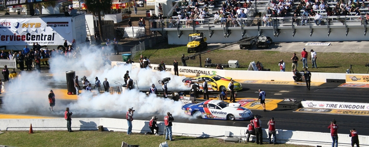 Hotels near NHRA Gatornationals in Gainesville, Florida